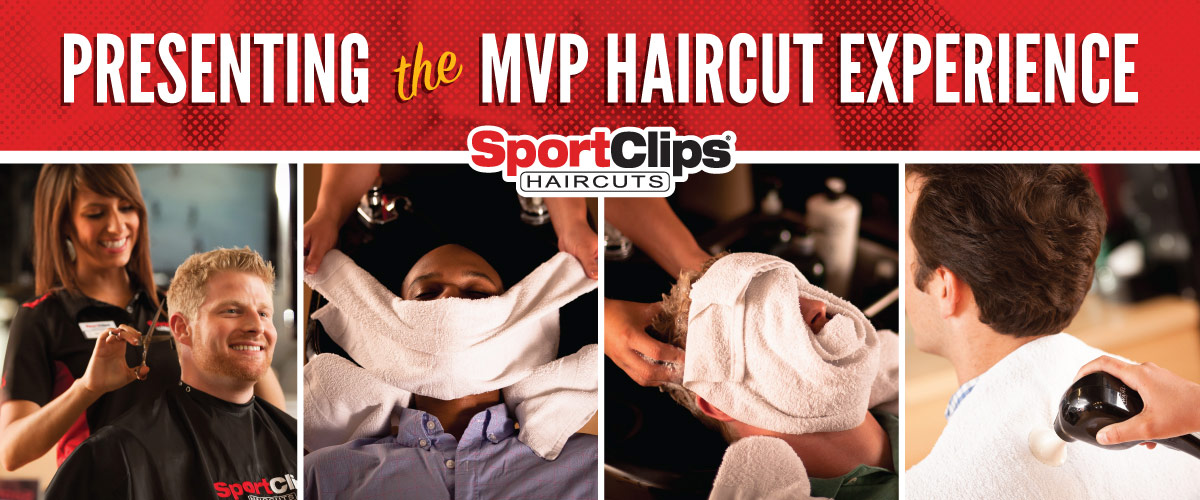The Sport Clips Haircuts of Orange Tuskatella Center  MVP Haircut Experience